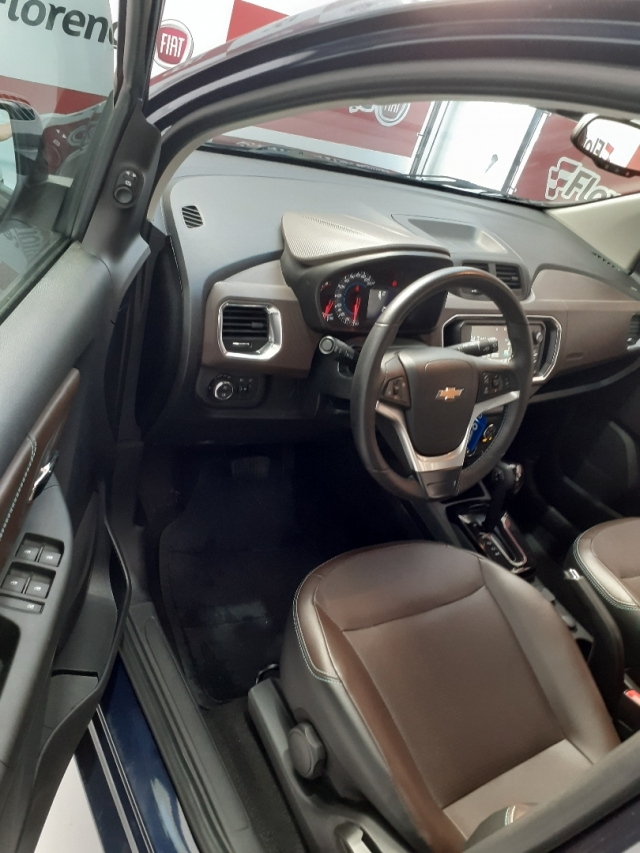 Chevrolet Spin LTZ 2020 imagem 4