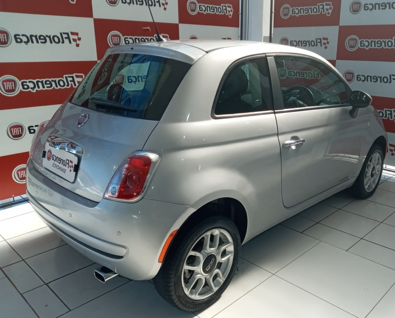 Fiat 500 CULT 2012 imagem 5