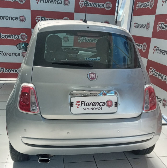 Fiat 500 CULT 2012 imagem 6