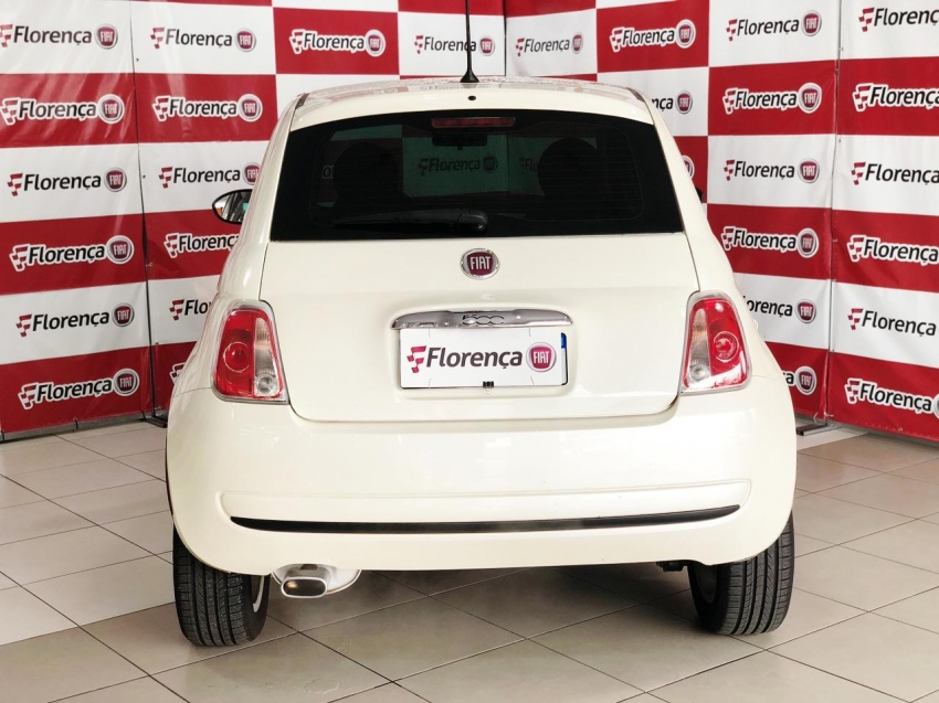 Fiat 500 CULT 2013 imagem 8