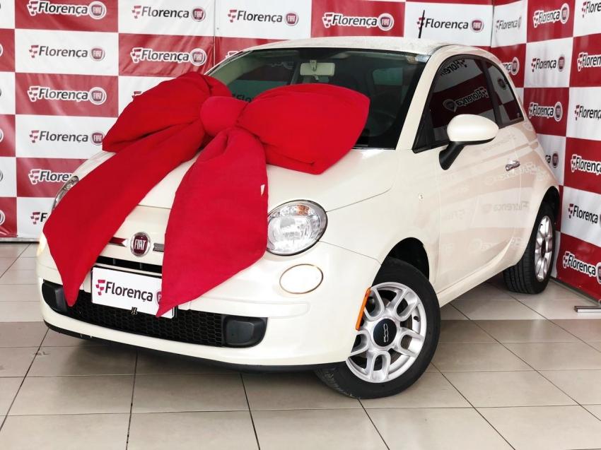 Fiat 500 CULT 2013 imagem 4