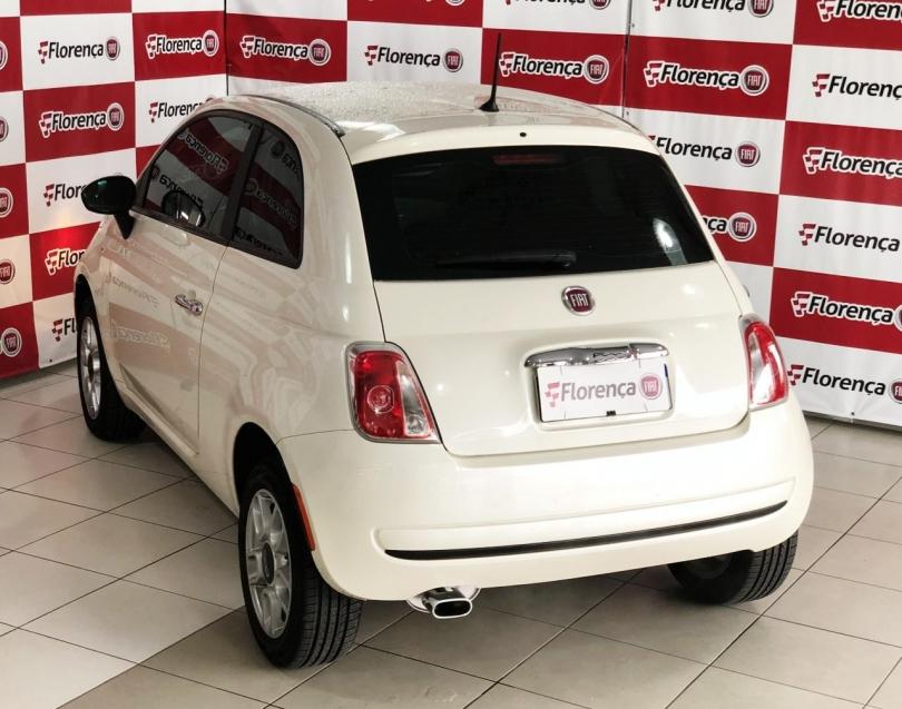 Fiat 500 CULT 2013 imagem 2