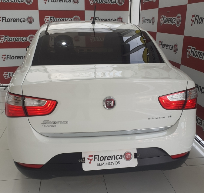 Fiat Grand Siena ATTRACTIVE 1.4 2018 imagem 8