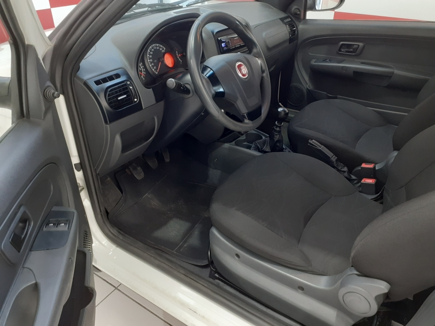 Fiat Strada 1.4 HARD WORKING 2020 imagem 4