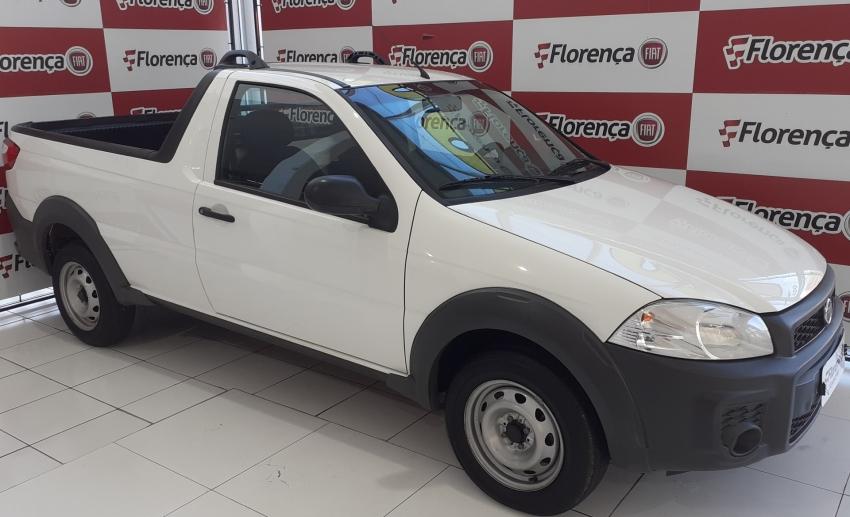 Fiat Strada 1.4 HARD WORKING 2020 imagem 0