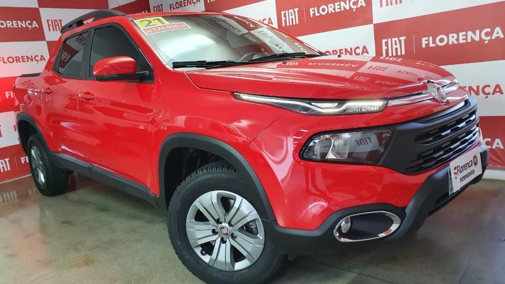 Fiat Toro FREEDOM 1.8 4X2 2021