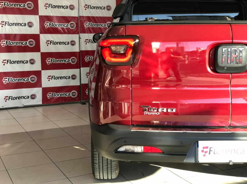 Fiat Toro FREEDOM 2021 imagem 8