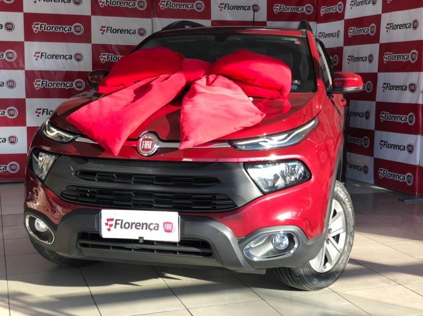 Fiat Toro FREEDOM 2021 imagem 4