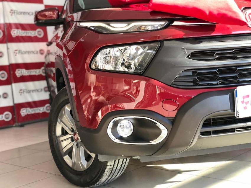 Fiat Toro FREEDOM 2021 imagem 10
