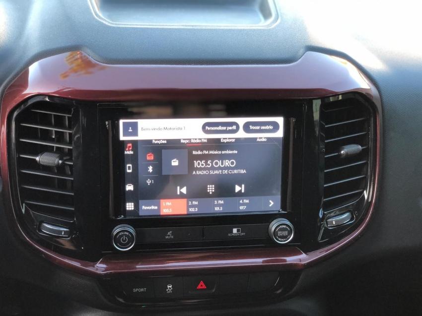 Fiat Toro FREEDOM 2021 imagem 7
