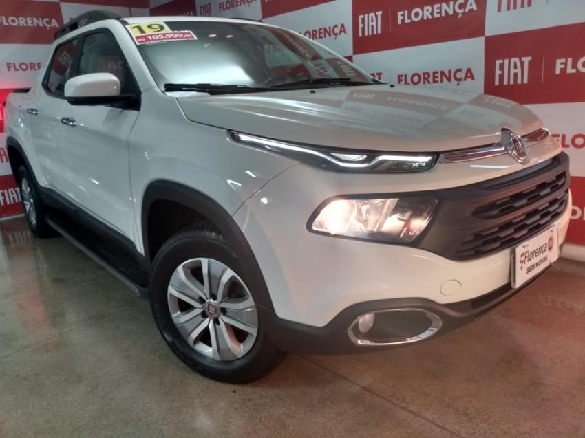 Fiat Toro FREEDON 1.8 16V 2019