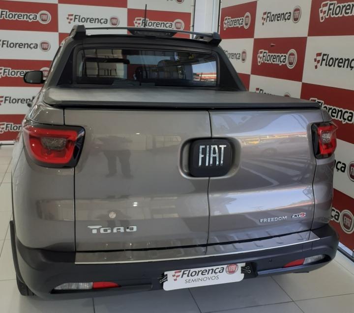 Fiat Toro FREEDON 2.4 AUTOMATICA 2018 imagem 11
