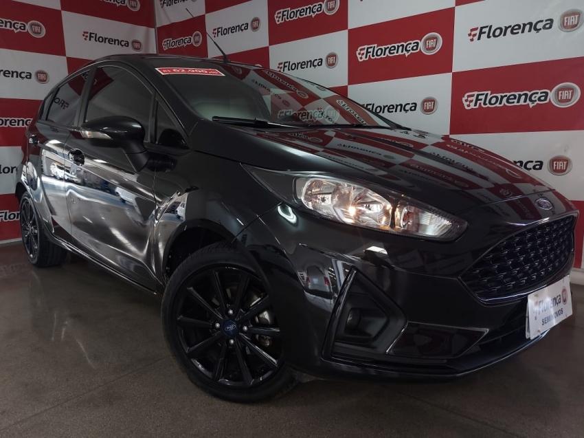 Ford New Fiesta 1.6 TI-VCT FLEX SE MANUAL 2019