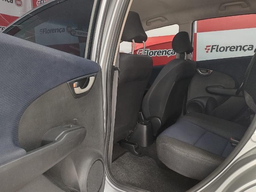 Honda Fit DX  1.4  Flex  16v   5p  Mec 2013 imagem 7