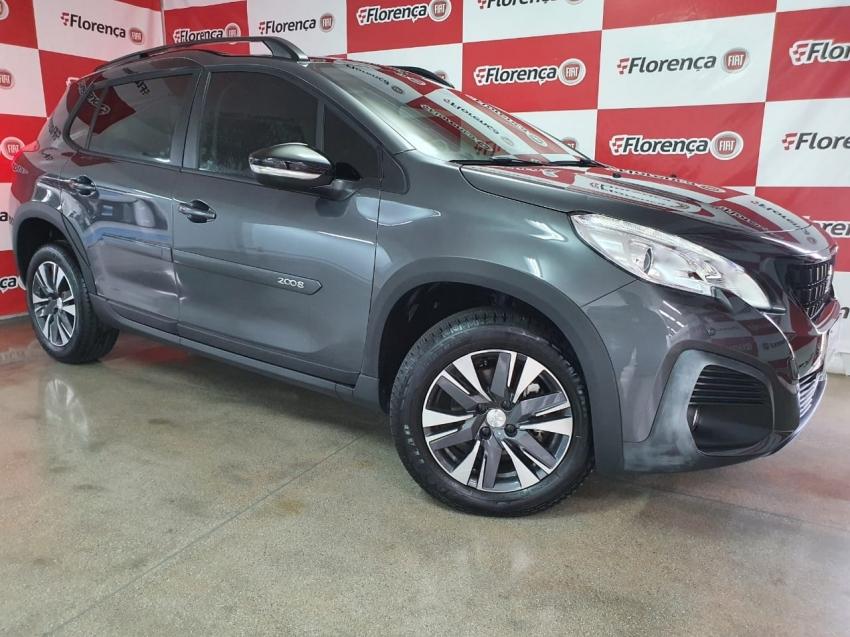 Peugeot 2008 GRIFFE  1.6 AT 2020 imagem 1
