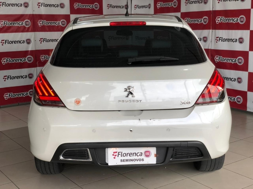 Peugeot 308 GRIFFE 2018 imagem 4