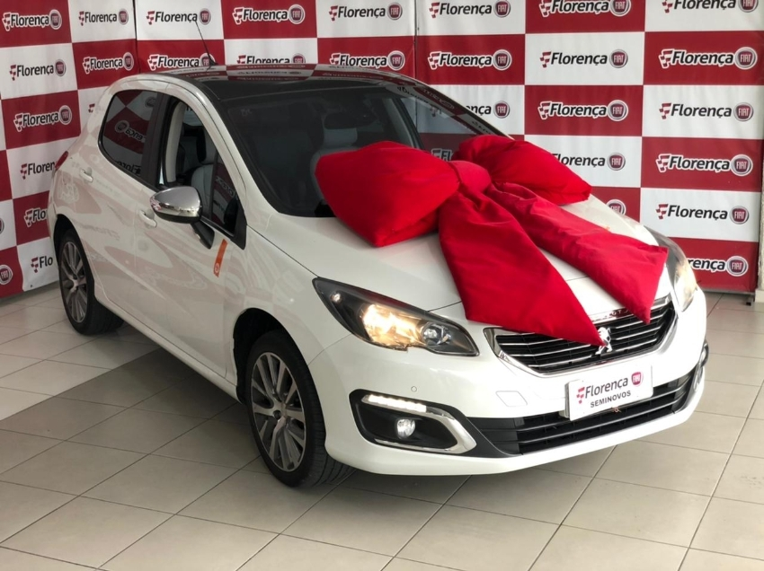 Peugeot 308 GRIFFE 2018 imagem 0