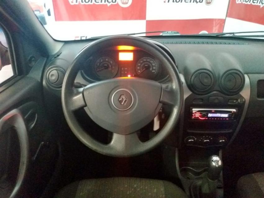 Renault Logan AUTHENTIQUE  HI-  1.0  16  V 2013 imagem 9