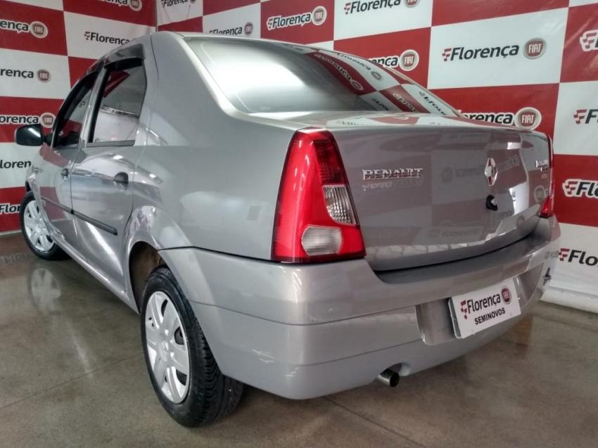 Renault Logan expression  1.0  16V 2014 imagem 2