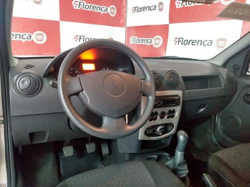 Renault Logan expression  1.0  16V 2014 imagem 8