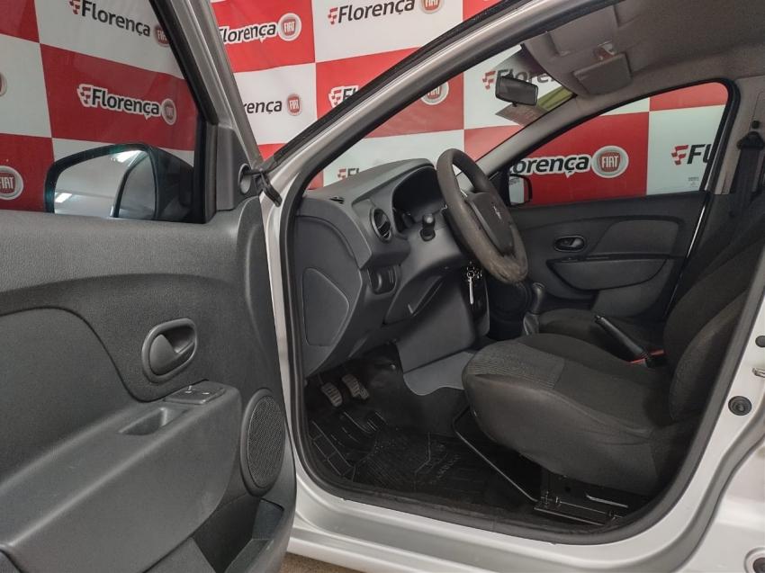 Renault Sandero AUTHENTIQUE 1 .0 2017 imagem 7