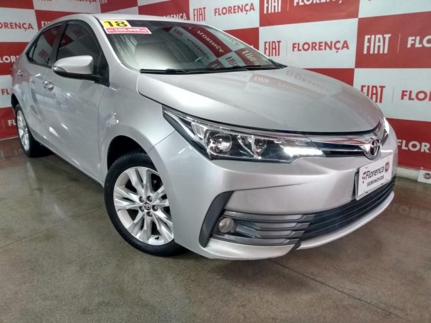 Toyota Corolla XEI 1.8 VT 2018