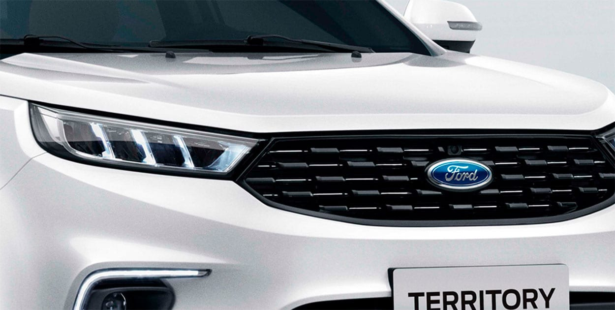 Carros Novos Ford Territory Territory Exterior Ford Brenner Veículos