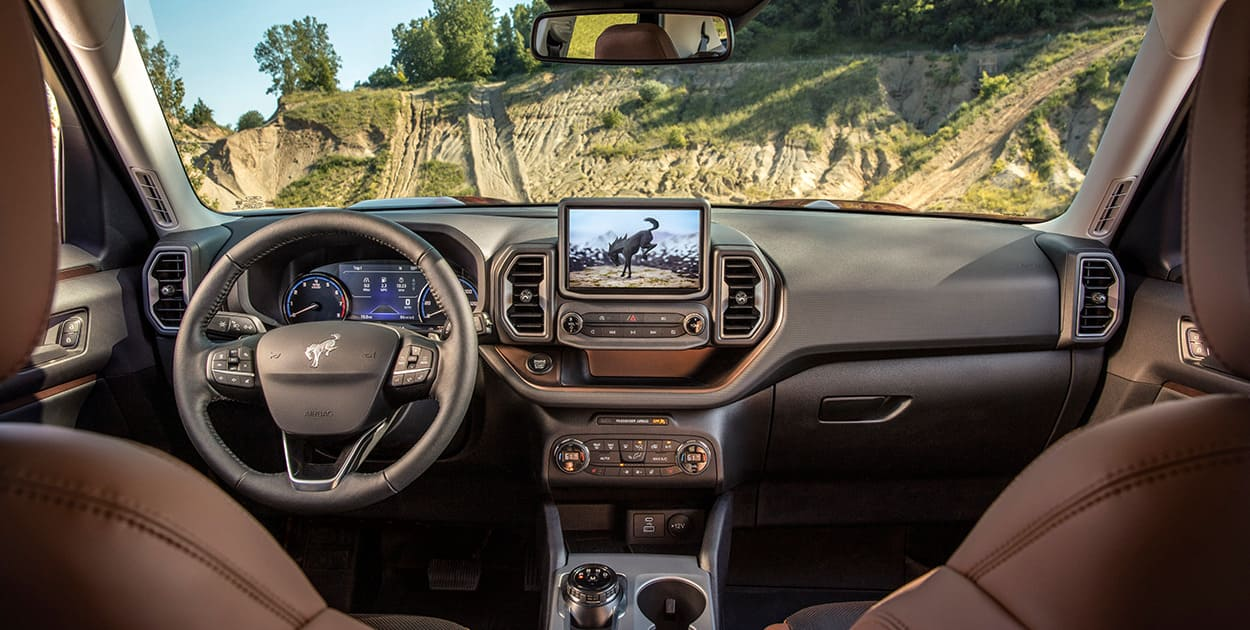 Carros Novos Bronco  Ford Brenner Veículos