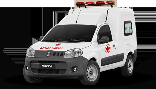 Carros Novos Fiorino FIORINO AMBULÂNCIA 1.4 EVO FLEX 2P 2021 Comauto