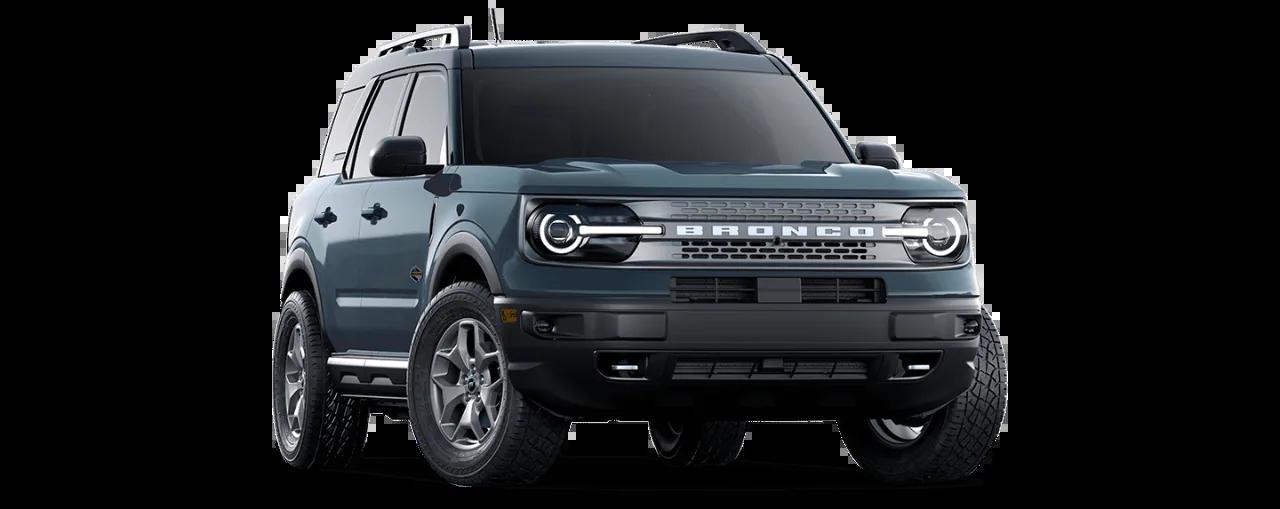 Carros Novos Bronco Azul Malacara Ford Brenner Veículos