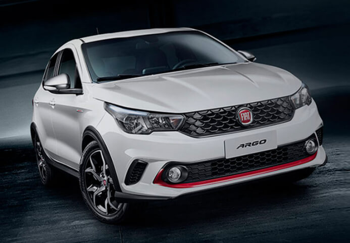 Carros Novos Argo Argo 2018 imagem 1 San Marino Fiat