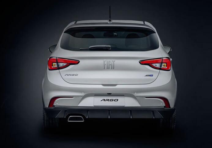 Carros Novos Argo Argo 2018 imagem 3 San Marino Fiat