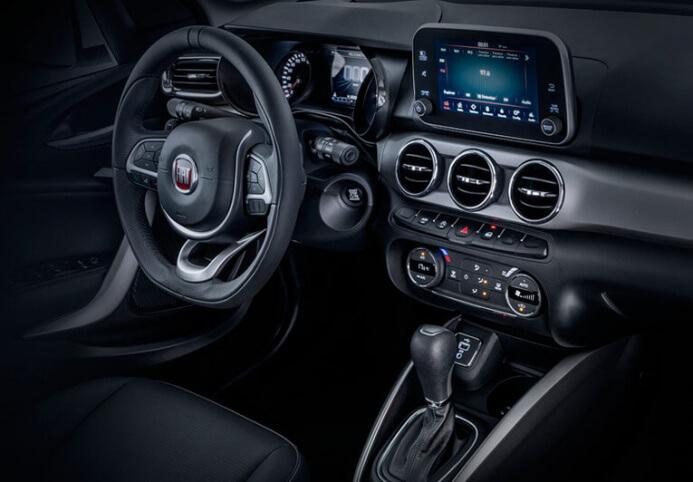 Carros Novos Argo Argo 2018 imagem 5 San Marino Fiat
