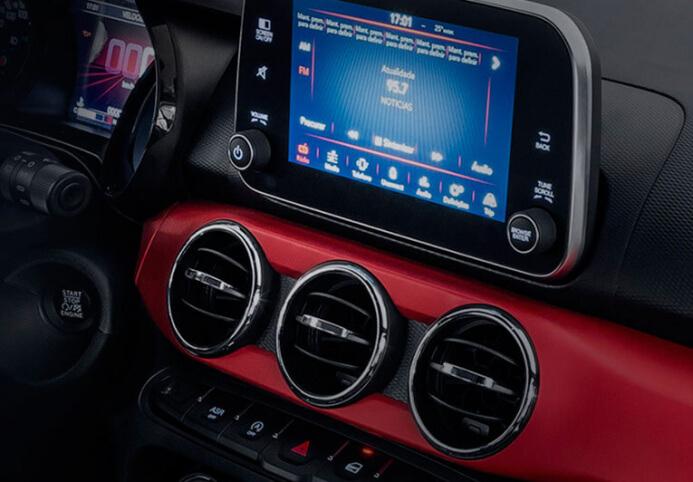 Carros Novos Argo Argo 2018 imagem 6 San Marino Fiat