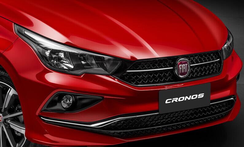 Carros Novos Cronos Cronos imagem 3 San Marino Fiat