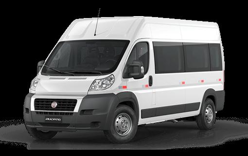 Carros Novos Ducato Minibus San Marino Fiat