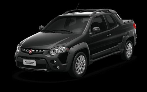 Carros Novos Strada STRADA ADVENTURE CD 1.8 16V FLEX 3P 2016 San Marino Fiat