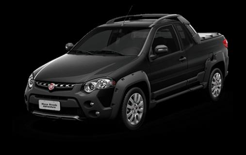 Carros Novos Strada STRADA ADVENTURE CE 1.8 16V FLEX 2P 2016 San Marino Fiat