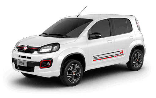 Carros Novos Uno UNO SPORTING 1.3 DUALOGIC FLEX 2017 4P San Marino Fiat