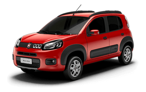 Carros Novos Uno UNO SPORTING 1.3 FLEX 2017 4P San Marino Fiat