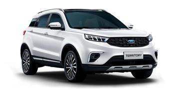 Carros Novos Ford Territory Titanium 1.5 Turbo EcoBoost GTDi Ford Brenner Veículos
