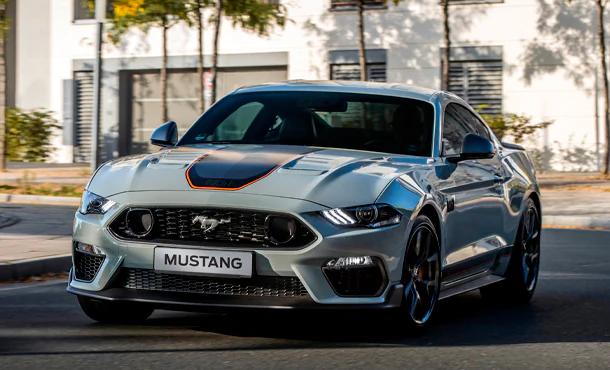 Carros Novos Mustang Mach 1 Segurança Ford Brenner Veículos