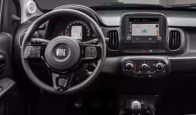Carros Novos Mobi MODERNO, JOVEM E MUIIIITO CONFORTÁVEL. San Marino Fiat