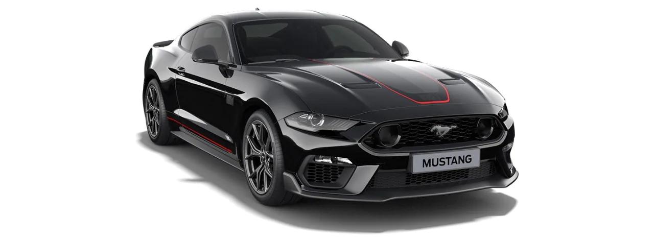 Carros Novos Mustang Mach 1 Preto Astúrias Ford Brenner Veículos
