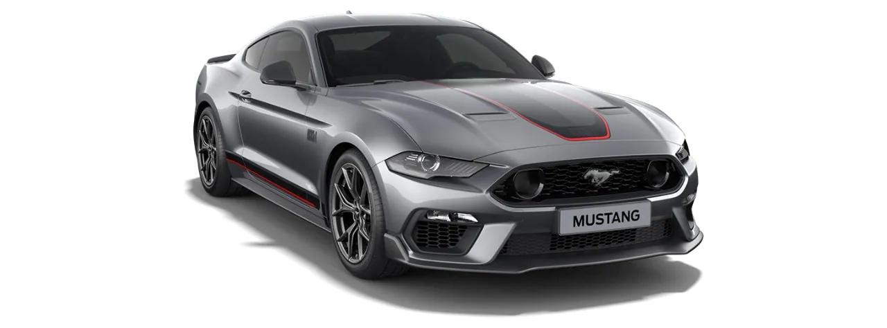 Carros Novos Mustang Mach 1 Prata Orvalho Ford Brenner Veículos