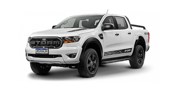 Nova Ford Ranger Storm 3.2 Diesel 4X4 AT