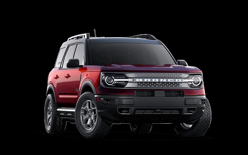 Novos Ford Brenner Veículos Bronco