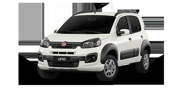Carros Novos Uno UNO WAY 1.3 FLEX 4P 2021 San Marino Fiat
