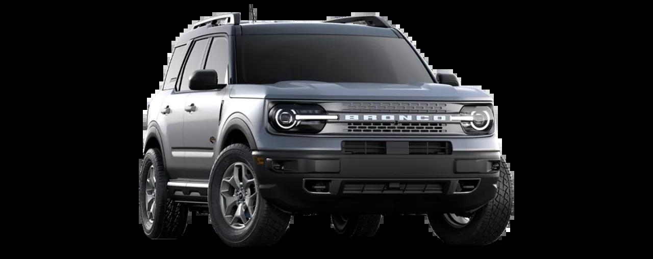 Carros Novos Bronco Prata Orvalho Ford Brenner Veículos