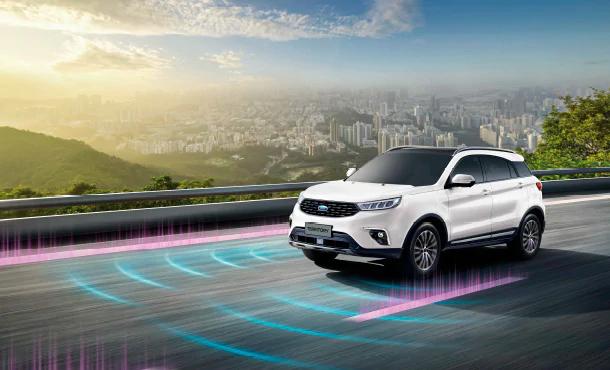 Carros Novos Ford Territory Tecnologia Ford Brenner Veículos